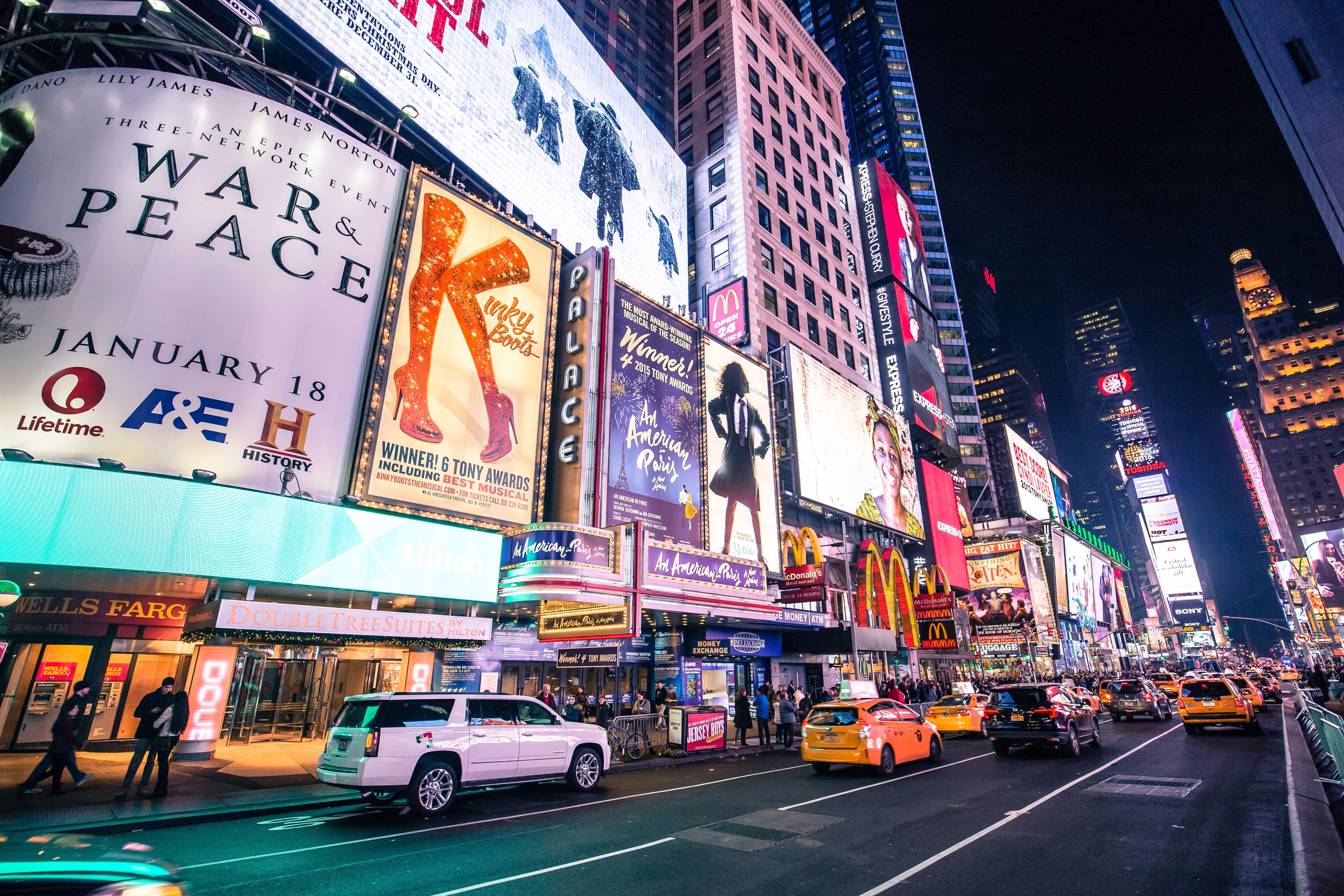 Binnenkort Naar New York? Zo Krijg Je Goedkope Broadway Tickets!